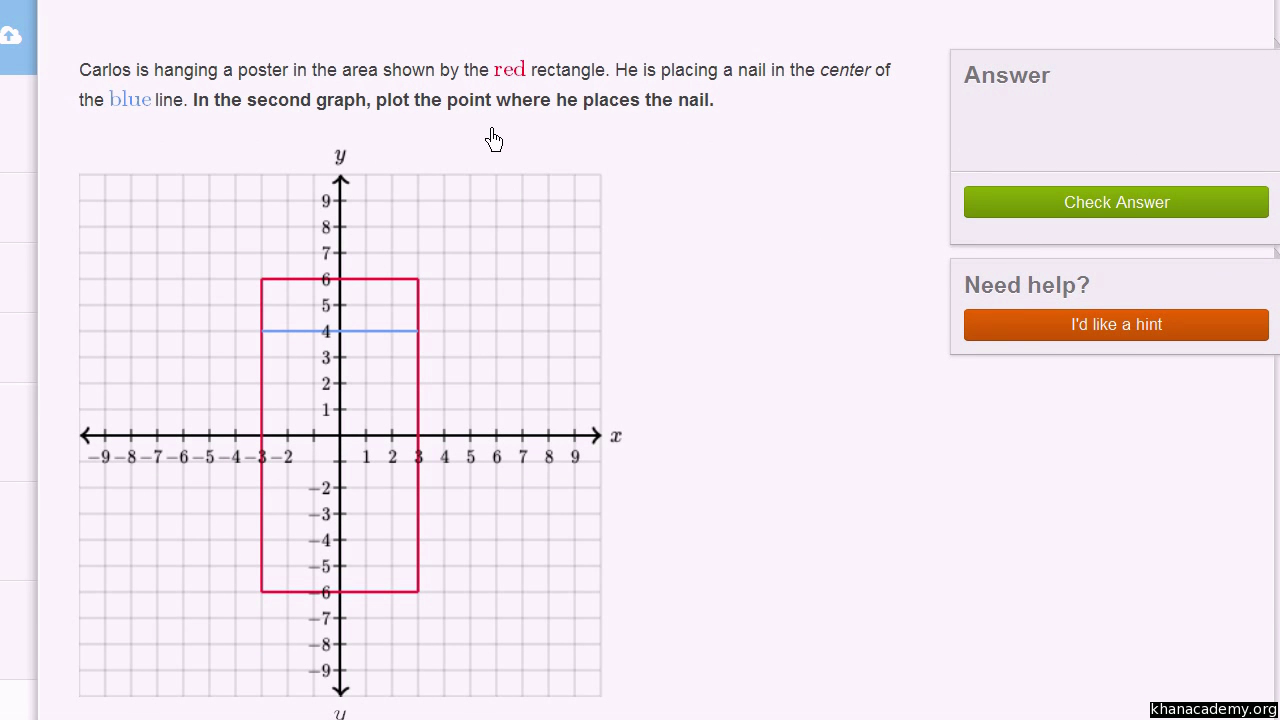 Coordinate Plane Art Coordinate Plane Problems in