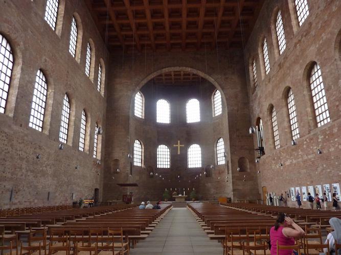 Basilica at Trier