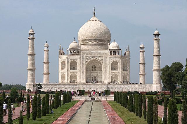 Taj Mahal, Agra, India, 1632-53