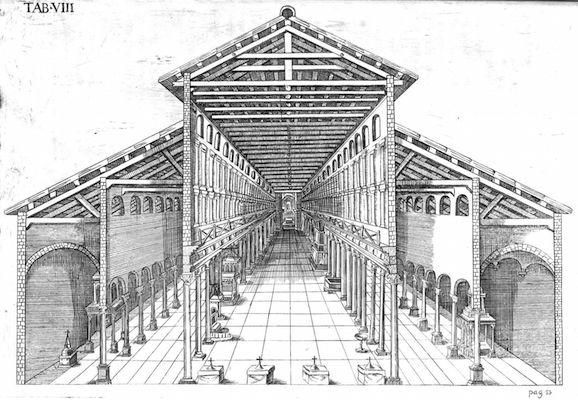 Giovanni Ciampini, De sacris aedificiis a Constantino Magno constructis: synopsis historica, 1693, p. 33
