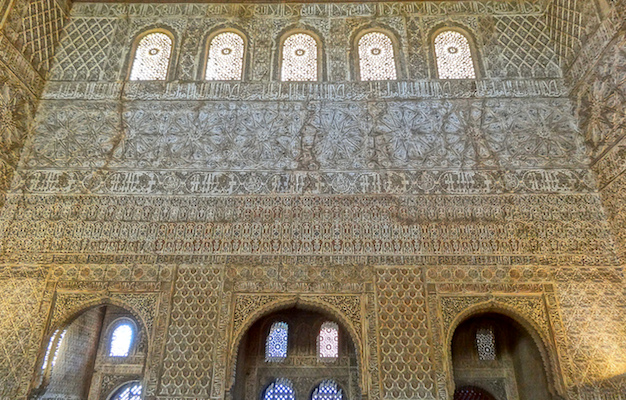 Hall of the Ambassadors, Alhambra, photo: Jeff and Neda Fields (CC BY-NC-ND 2.0)